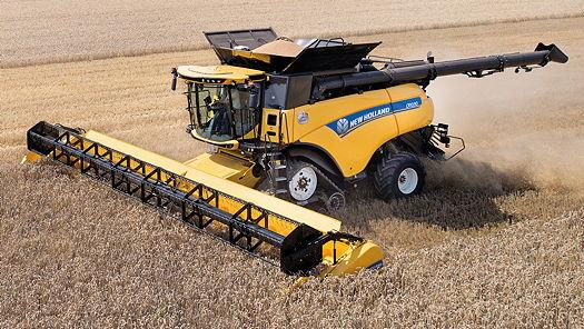 Combines come with bonus