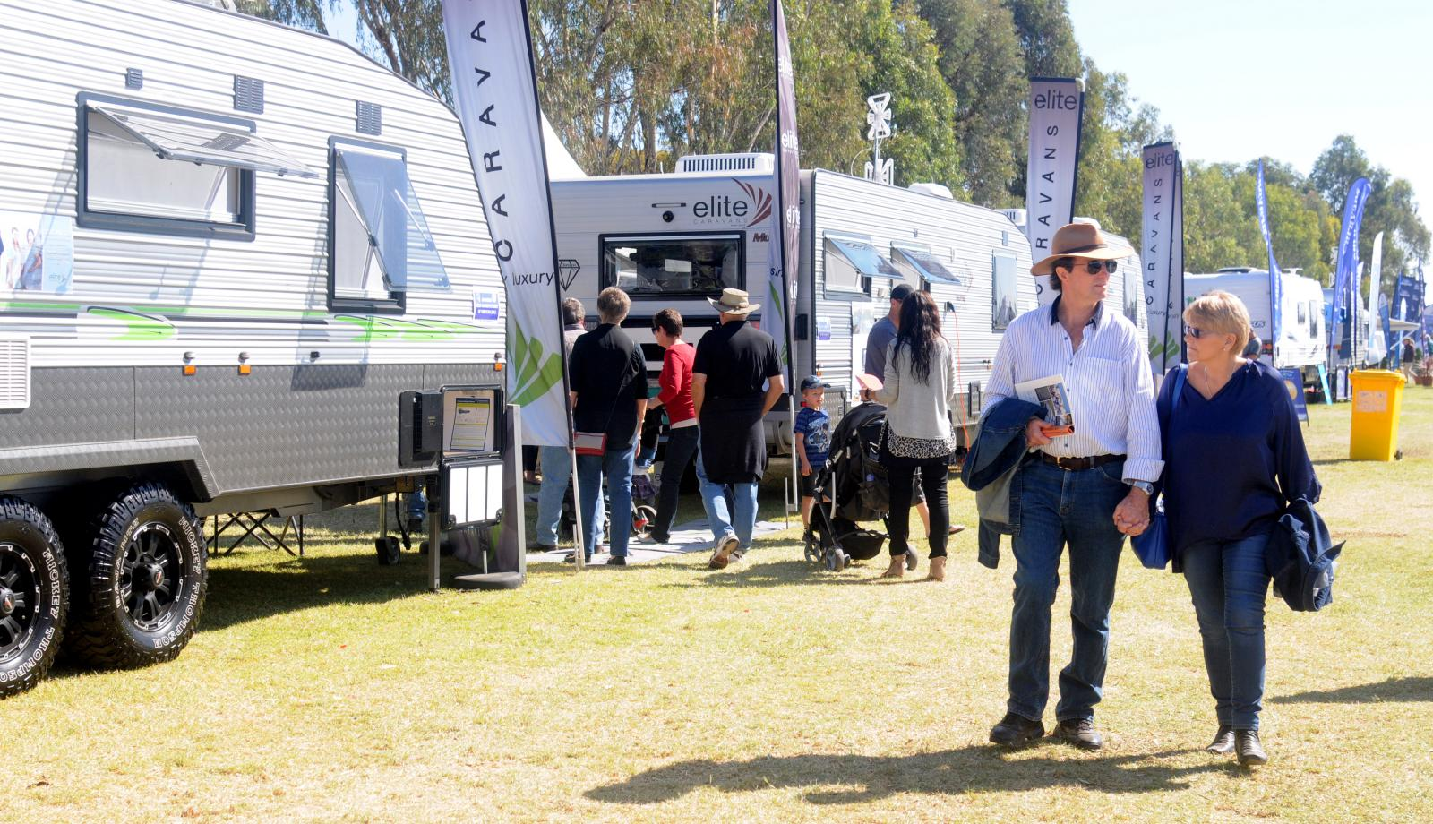 The Echuca Great Outdoor and 4x4 Expo