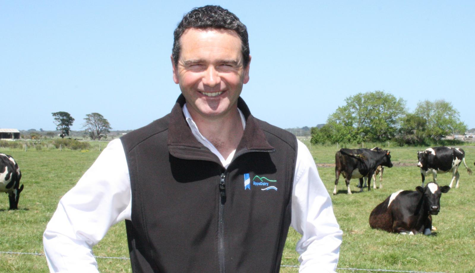 Focused on dairy performance