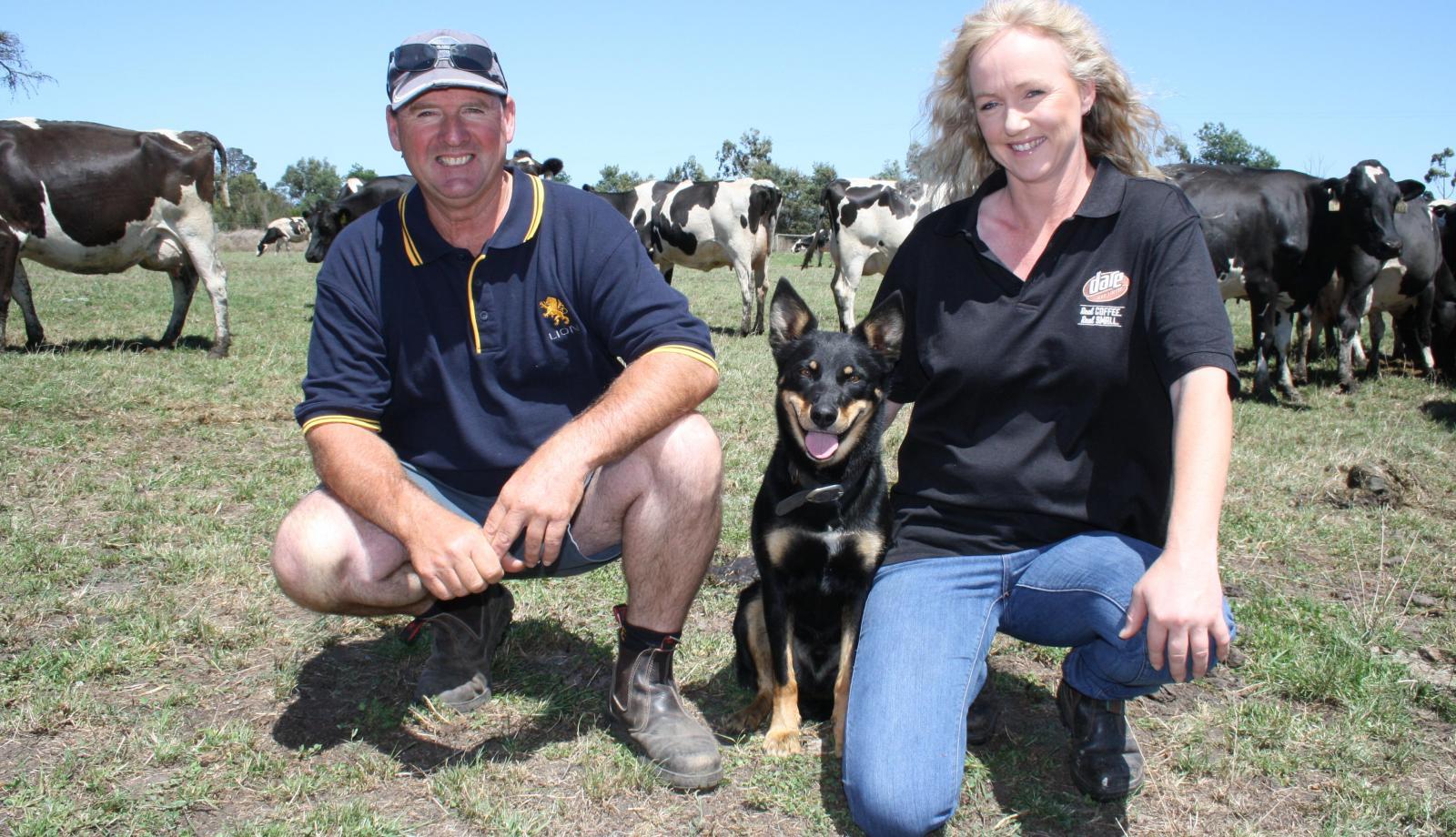 Nurturing a successful herd