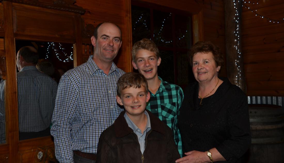 Celebrating 60 years of Holsteins