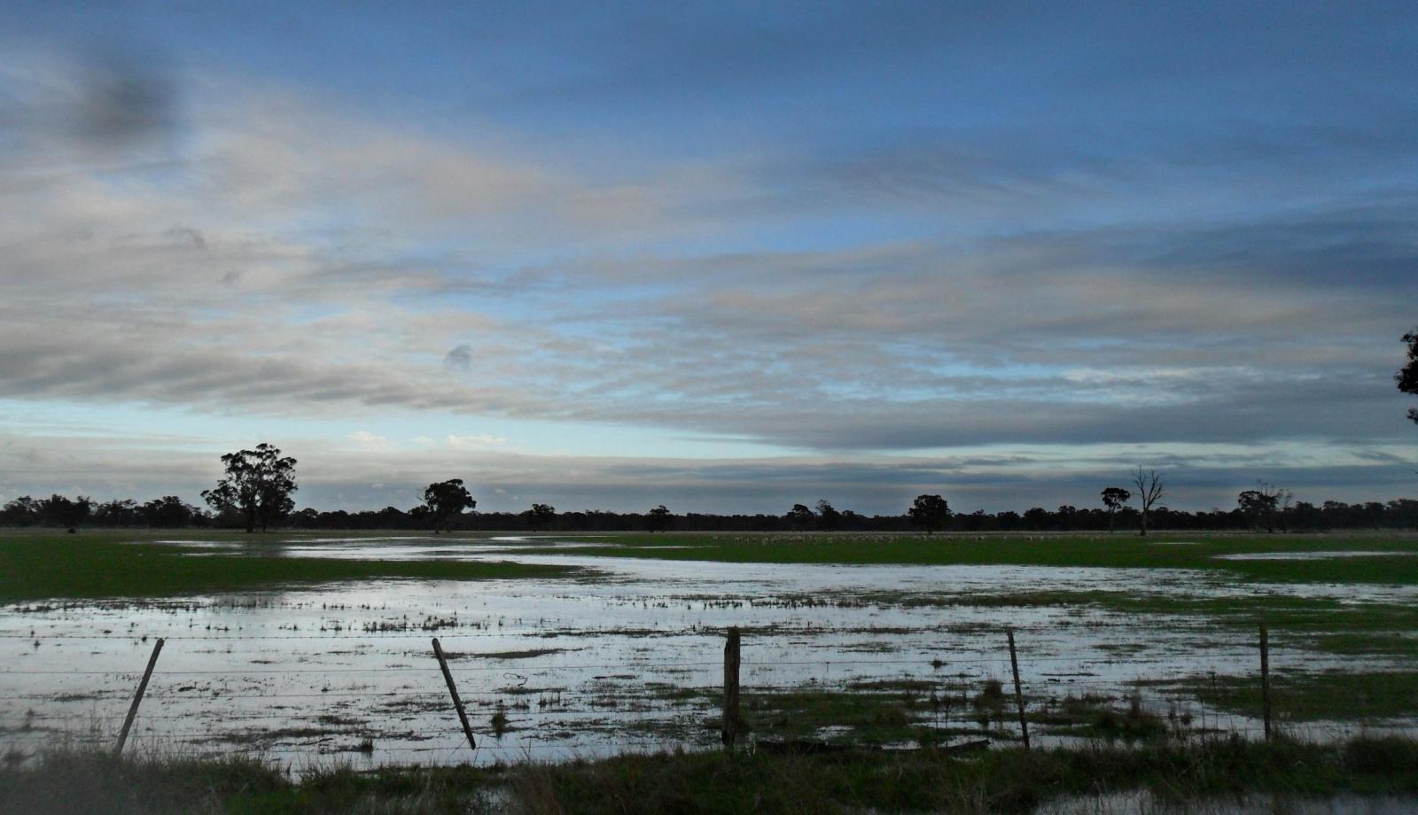 Many rainfall records for September broken