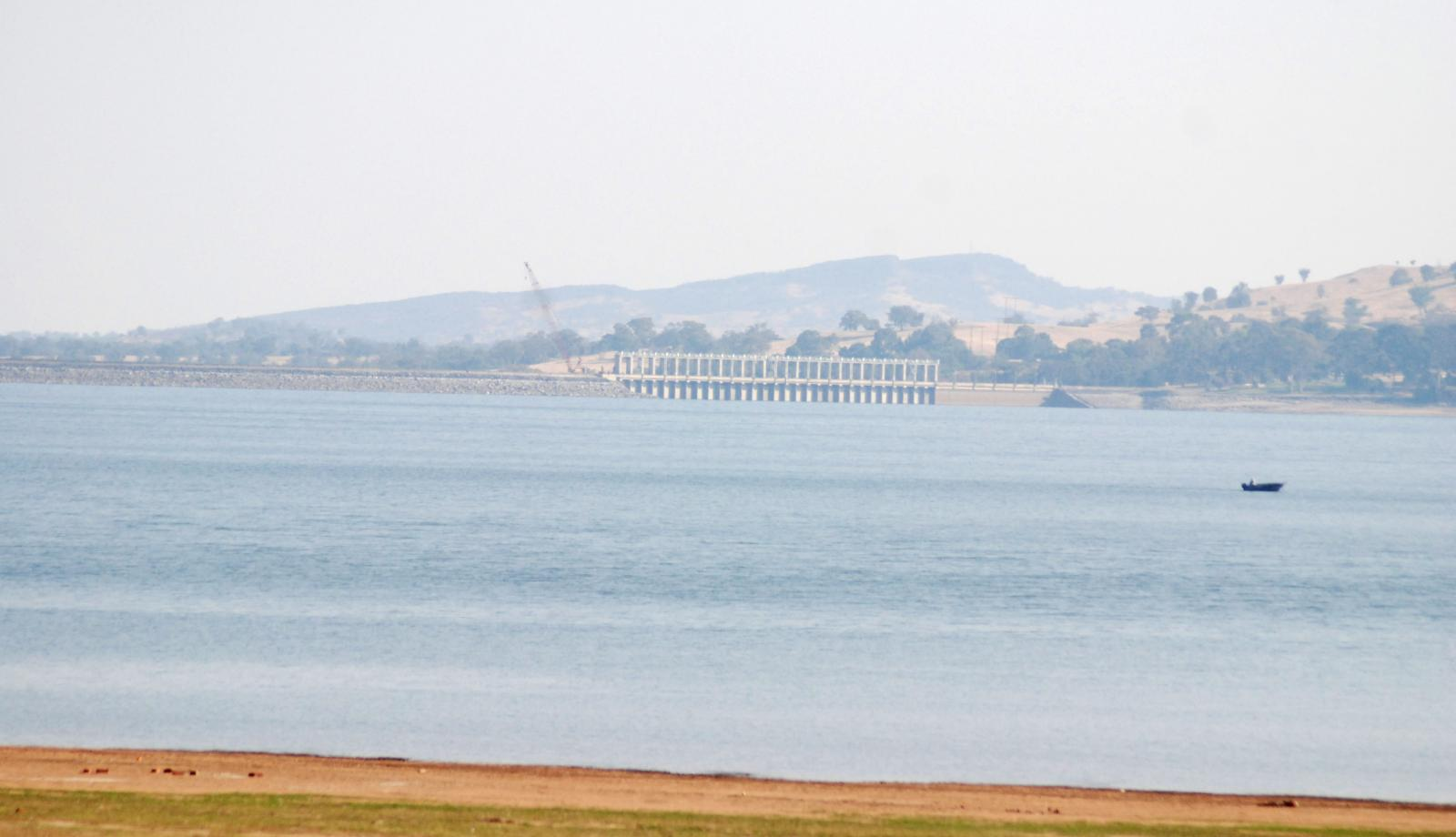 No risk of spill for irrigators