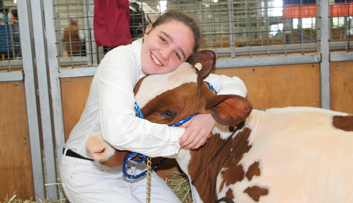 Dairy youth shine at the show - Video