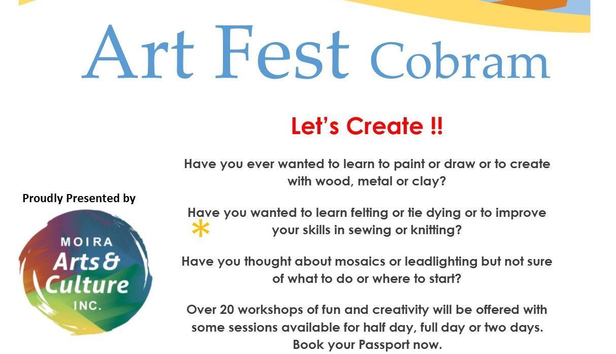 Art Fest Cobram