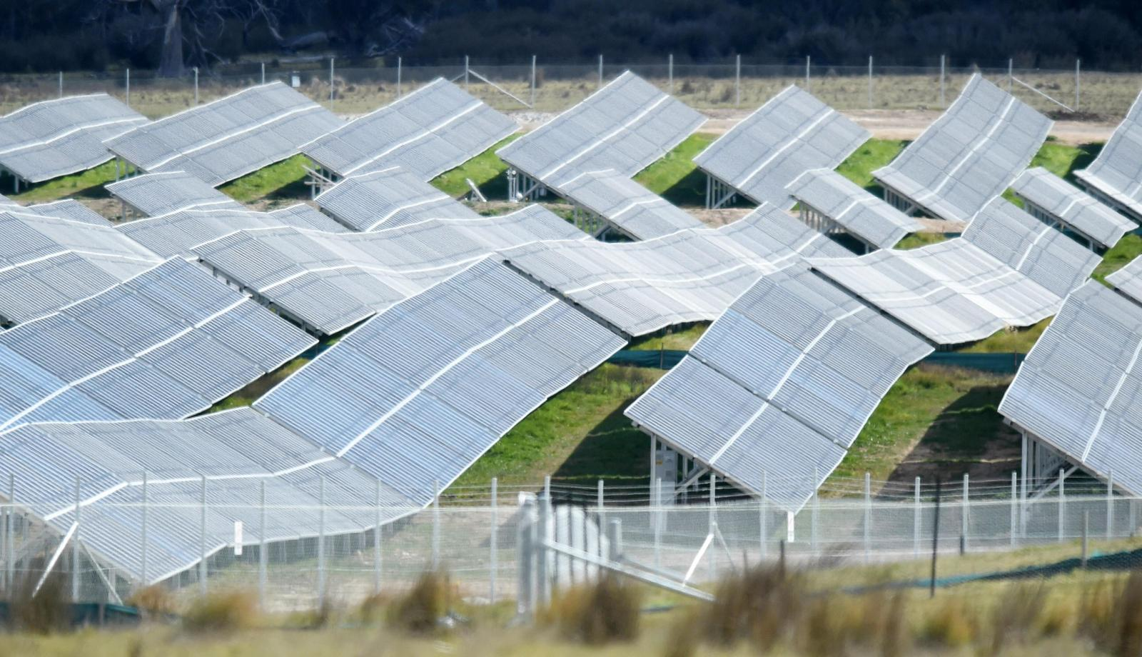 Potential solar farm- a game changer