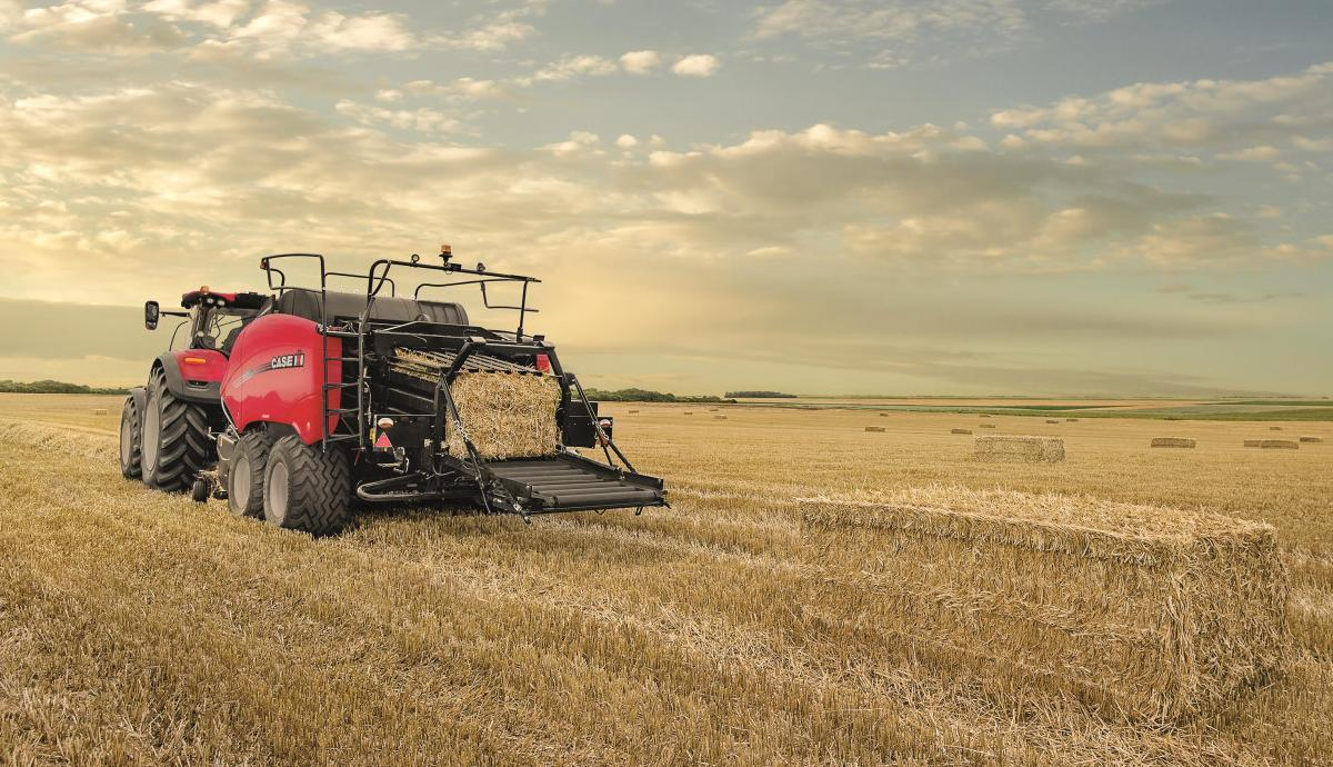 New balers built tough