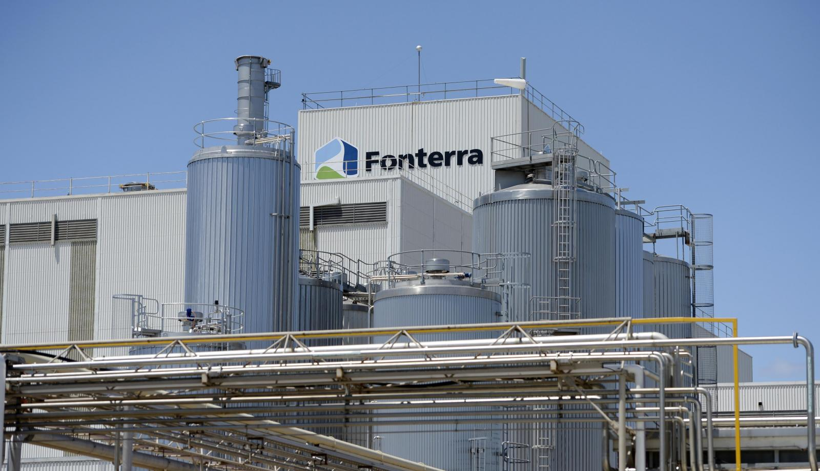 Fonterra milk price step-up announced