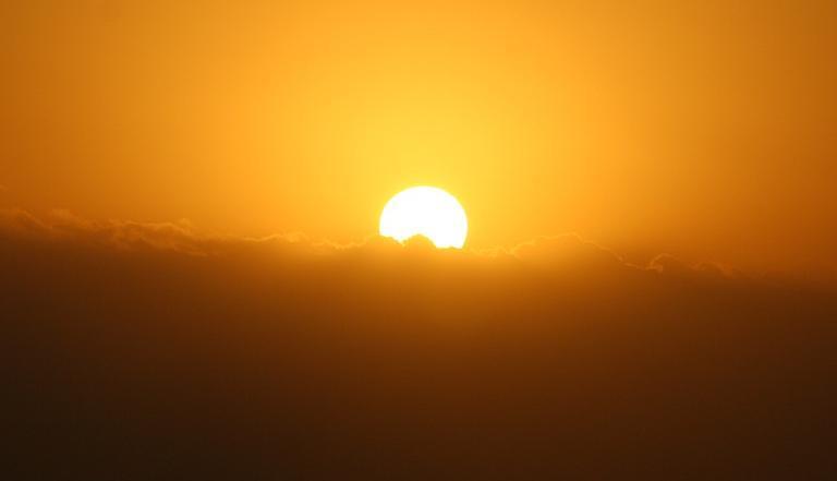 Record August heat in the Pilliga region of WA