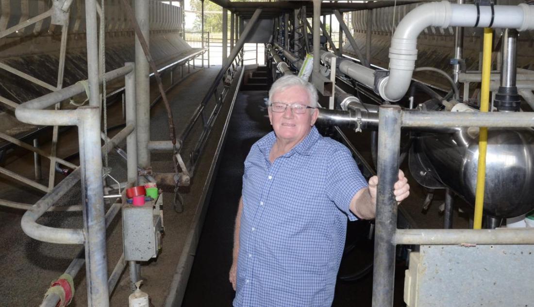 Bunbartha dairy farmer appreciates recognition