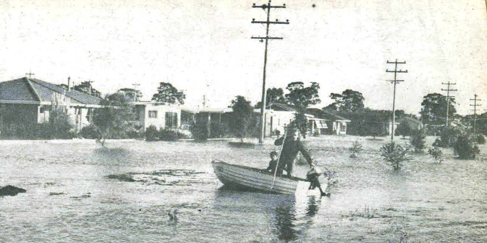 GALLERY: The 1974 Floods