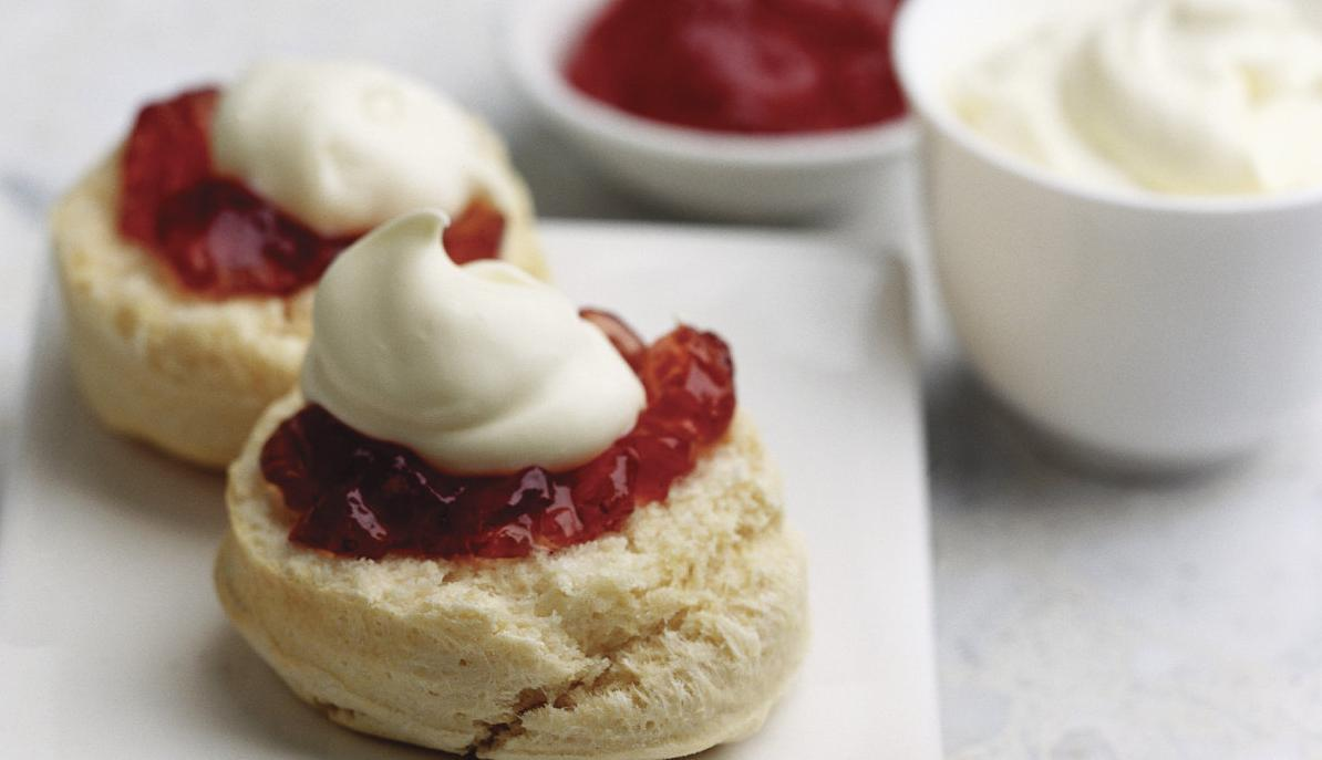 Old-fashioned Scones