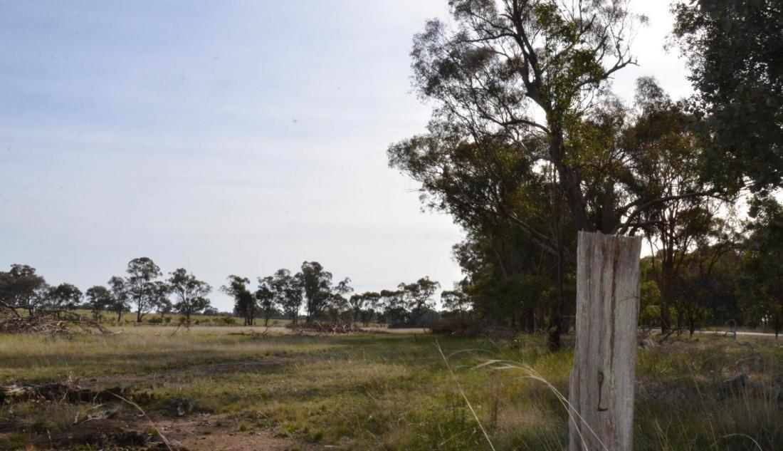 Farm fence legal threat