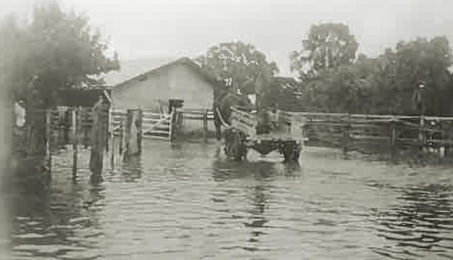 Stanhope Floods 1951