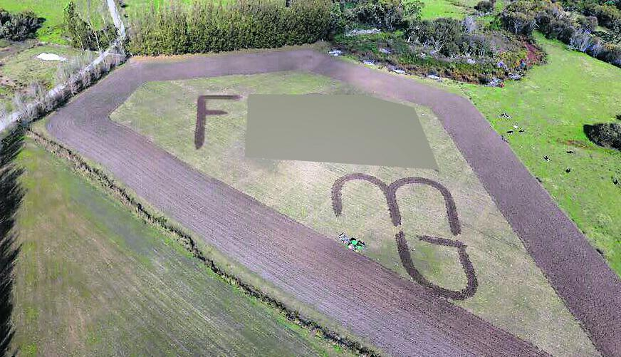 Farmer spells it out to the public