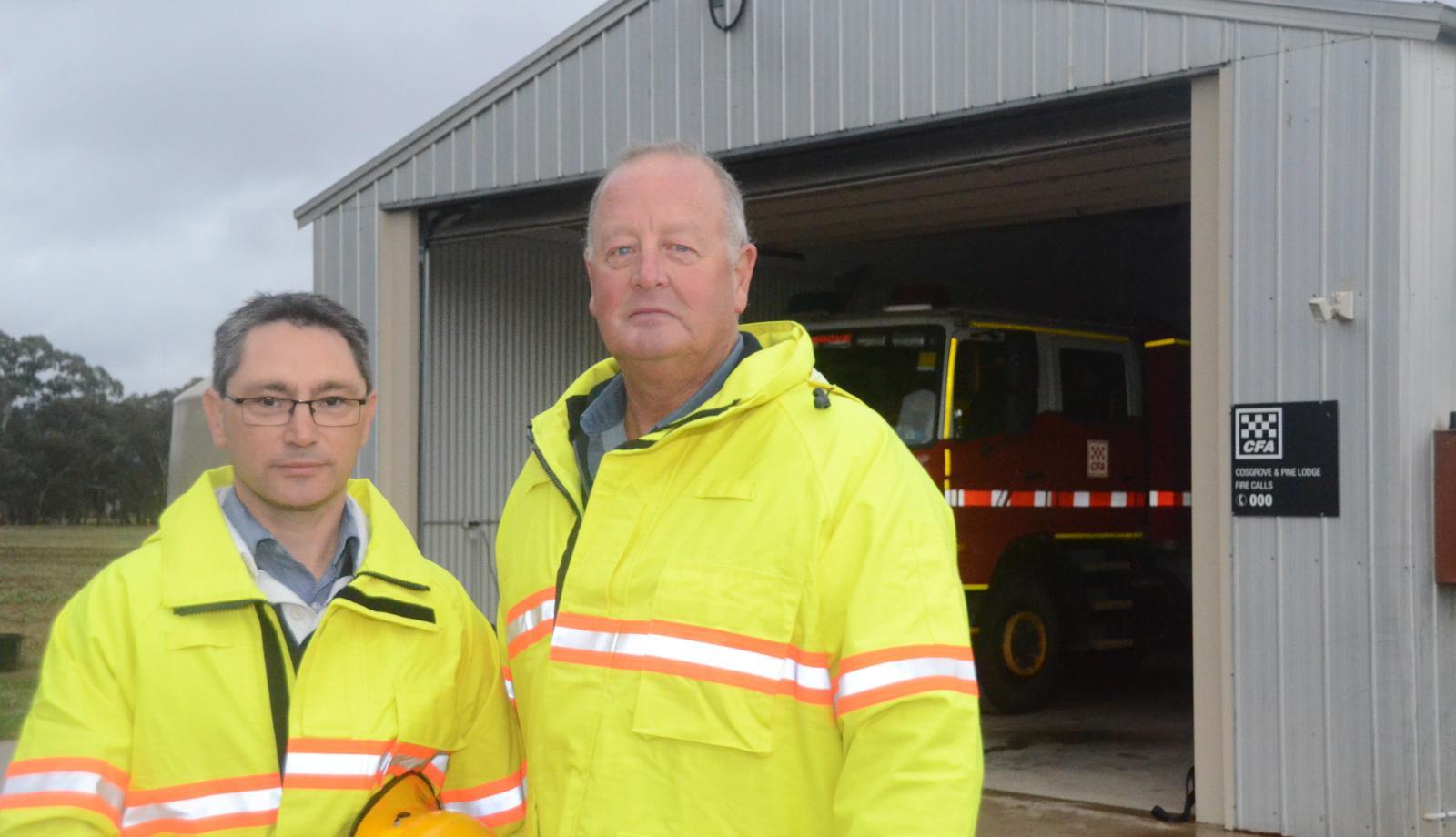 CFA changes rile volunteers