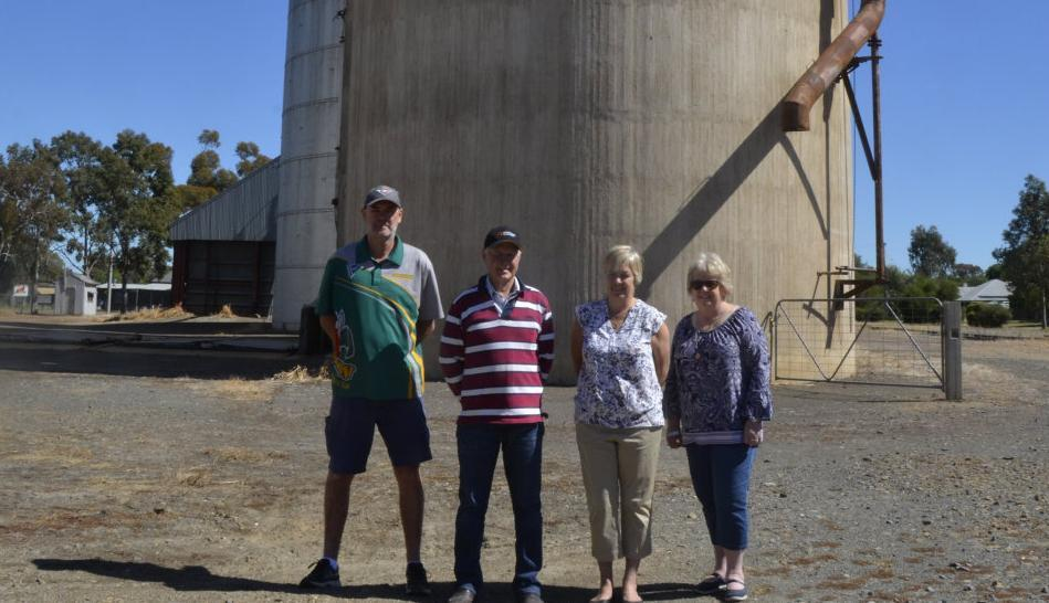 Silo project has town abuzz