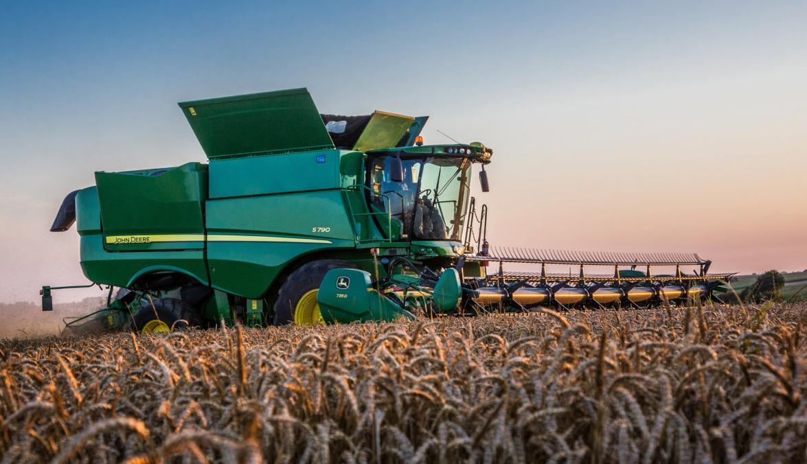 Smarter grain harvesting
