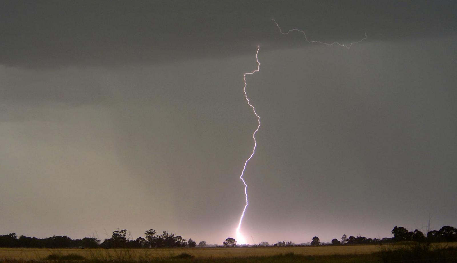 Thunderstorms bring useful rainfalls at some places