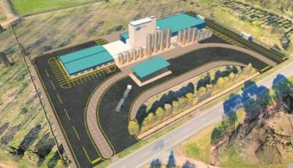 New Girgarre factory plan
