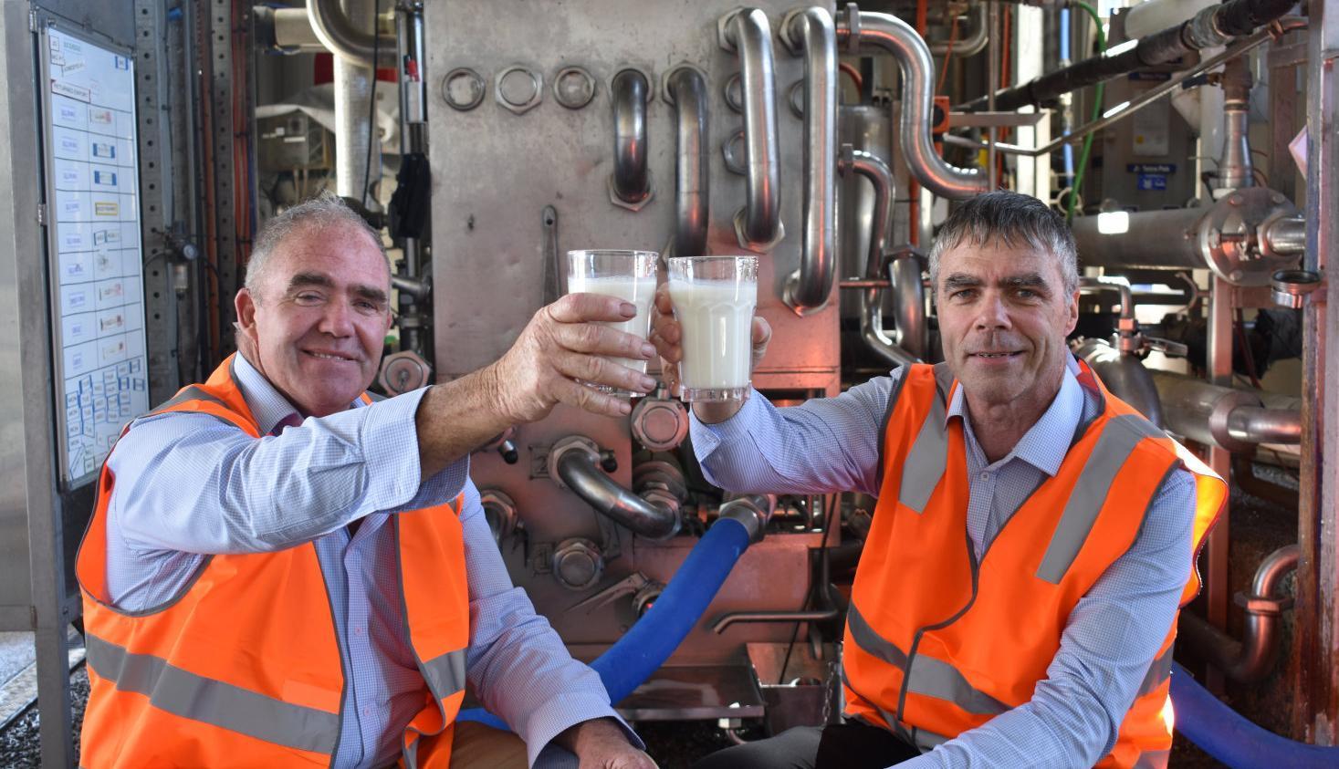 Kyabram company saves dairy brand