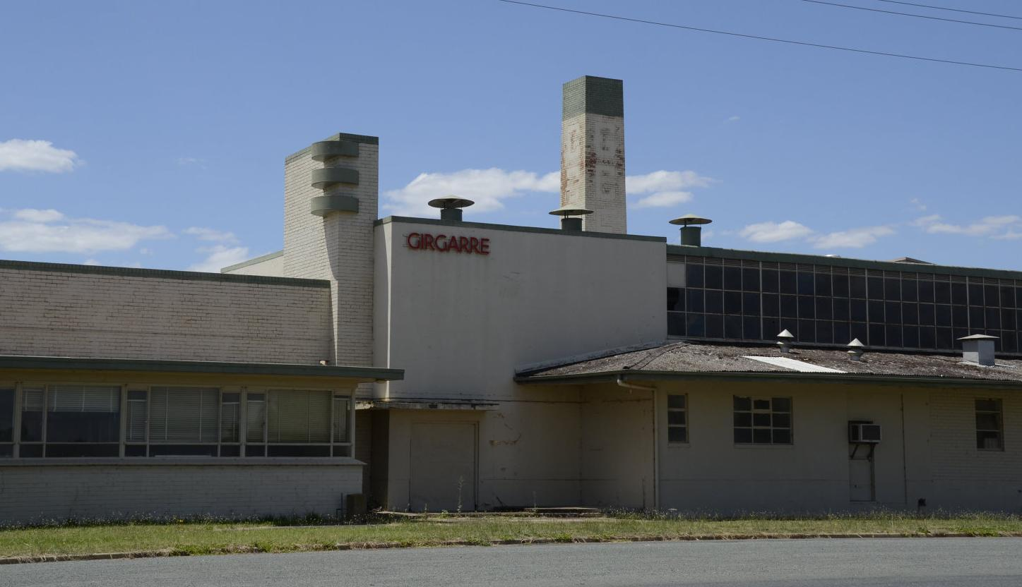 Old factory to make power for new