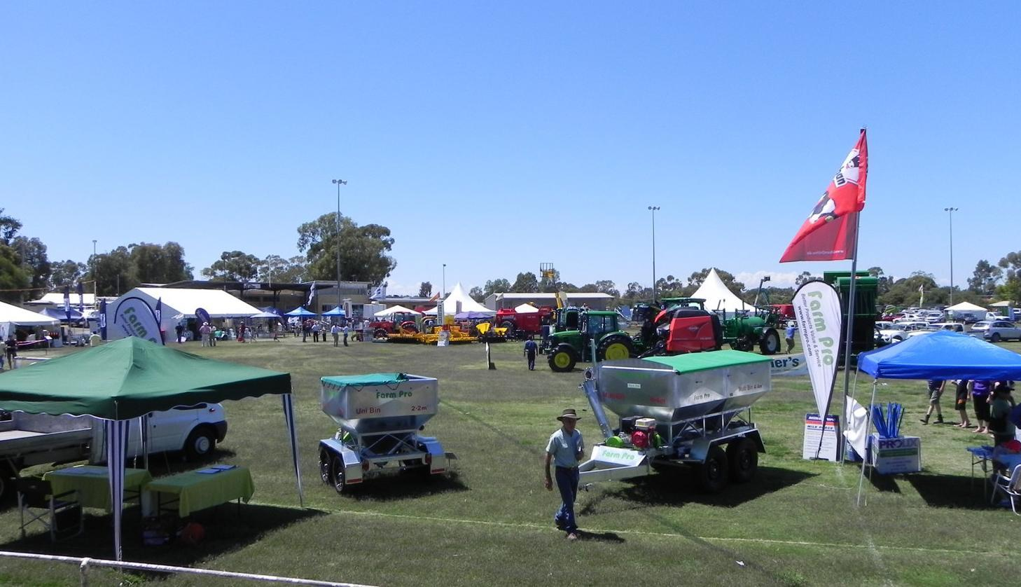 Field days to focus on dairy